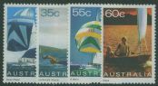 AUS SG833-6 Yachts set of 4